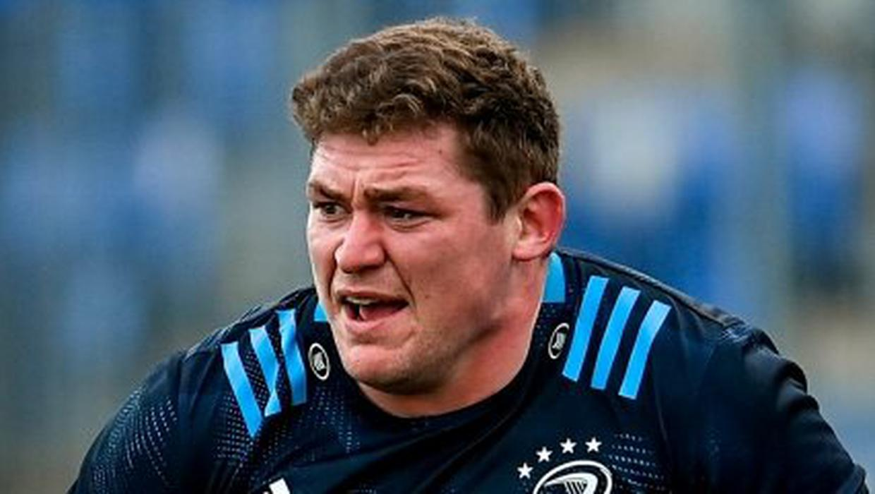 Tadhg Furlong in line for Leinster return this weekend after year on sidelines