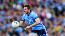 Jack McCaffrey has won five All-Ireland medals with Dublin. Photo by Eóin Noonan/Sportsfile
