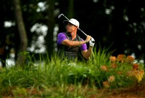 Rory McIlroy now has his sights firmly set on completing his Grand Slam with the Masters and firmly believes he has the ability to win a Green Jacket at Augusta next year. Photo: Andy Lyons/Getty Images