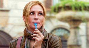 Writer Elizabeth Gilbert spent on an 'inward journey' while travelling the world in Eat, Pray, Love The movie version starred Julia Roberts