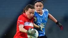 Cork's Melissa Duggan in action