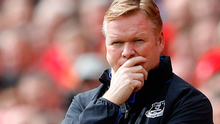 Everton boss Ronald Koeman has not held back in his criticism of the Republic of Ireland manager Martin O'Neill and his medical staff.