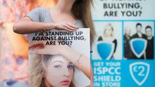 Top Irish model, Thalia Heffernan, launches Penneys ISPCC Shield Bangle to support the charities 2015 anti-bullying campaign. The delicate charm bangle will be stocked exclusively in Penneys 38 stores across Ireland.