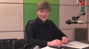 'We were always in trouble': Marian Finucane in the studio at RTÉ
