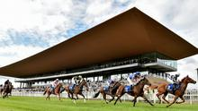 It is the second successive year that Irish racing's showpiece has clashed with a big qualifier tie. Photo: Matt Browne/Sportsfile