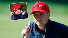Jordan Spieth did not want to play with Patrick Reed