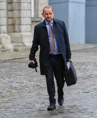 Smear: Maurice McCabe. Picture: Collins