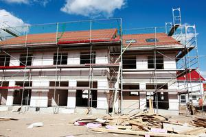 Activity in the construction sector has now increased in each month over the past year, the first time it has done so since the start of the recession.