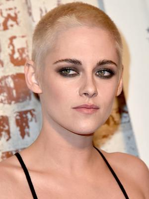 Actor Kristen Stewart at the Flux and Cinefamily Hosted Premiere of IFC Films PERSONAL SHOPPER at The Carondelet House on March 7, 2017 in Los Angeles, California.  (Photo by Frazer Harrison/Getty Images)