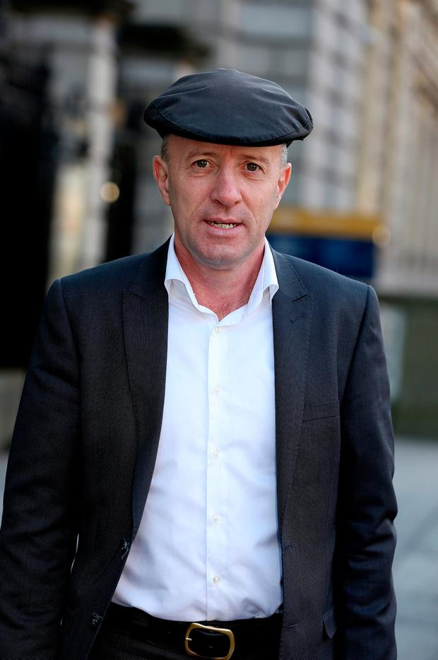 TD for Kerry South Michael Healy-Rae. Photo: Tom Burke