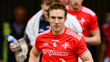 Louth captain Bevan Duffy. Photo: Ray McManus/Sportsfile