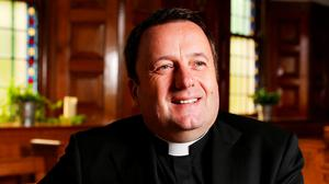 Fr Tim Bartlett, secretary general of the World Meeting of Families, where the Pope will attend. Photo: Steve Humphreys