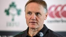 Schmidt: 'The reality and the expectation - we try to separate the two'. Stephen McCarthy / SPORTSFILE