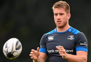 After his try-scoring display against Sale, Dominic Ryan is hoping Leinster can maintain their winning ways. Picture credit: Stephen McCarthy / SPORTSFILE