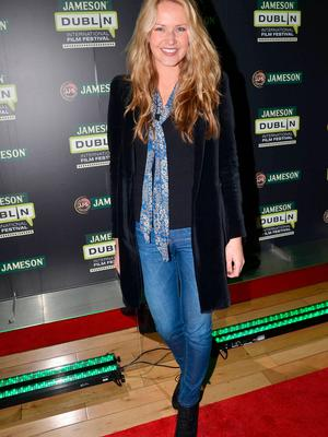 Aoibhin Garrihy at the launch the 10th Jameson Dublin International Film Festival in 2012