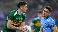 Dublin and Kerry are the two favourites as the All-Ireland football championship gets under way this weekend. Photo by Ray McManus/Sportsfile