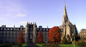 St. Patrick's College, Maynooth. Some 17.9pc of people living in the Co Kildare town stated they had 'no religion' on their Census 2016 form. Stock picture