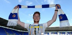 Stephen Quinn has joined Reading