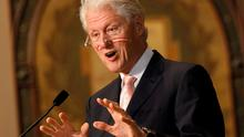 Bill Clinton coming to Ireland