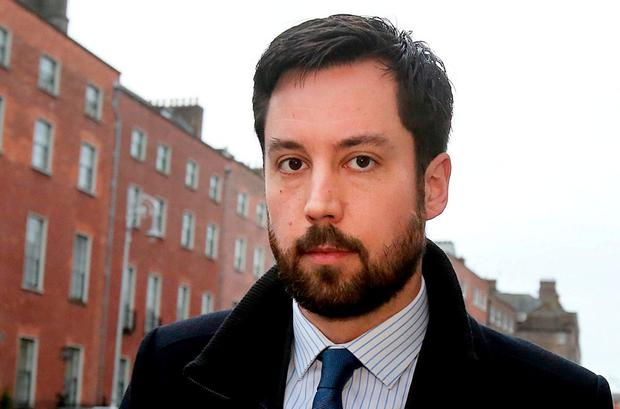 Eoghan Murphy TD. Photo: Tom Burke