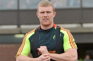 Munster's Keith Earls