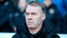 John Sheridan. Photo: Mick Walker/CameraSport via Getty Images