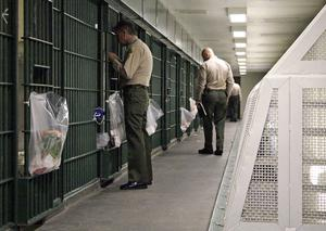 A prison in Nevada will charge inmates for food and medical care
