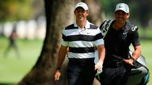 Rory McIlroy pictured ahead of the World Golf Championships-Mexico Championship at Club de Golf Chapultepec, Mexico City. Photo: Hector Vivas/Getty Images