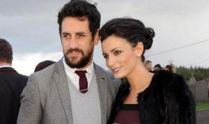 Paul Galvin and Louise Duffy