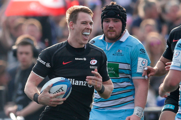 Liam Williams swaps Saracens for Scarlets in return home