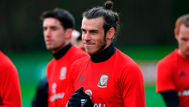 Bale has already scored four times in the group to move within two of equalling Rush's 28-goal record. Photo: Stu Forster/Getty Images