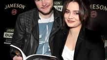Irish actors Jack Reynor (Glassland, What Richard Did), Aisling Franciosi (The Fall, Quirke ) pictured launching the programme for the 2015 Jameson Dublin International Film Festival.