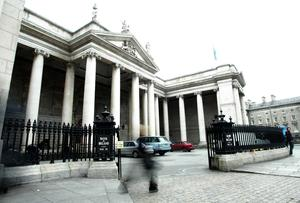 Bank of Ireland will use its joint venture with the British post office