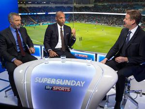 A look at the Arsenal legend's punditry debut since signing for Sky
