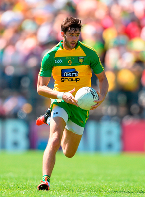 Mac Niallais has not returned to training for the new season and looks set to spend the year in America. Photo by Ramsey Cardy/Sportsfile