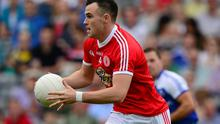 Tyrone's Cathal McCarron is ready to resume his inter-county career. Ray McManus / SPORTSFILE