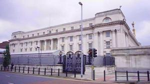 Further pills will be taken during a protest outside Belfast High Court later that day