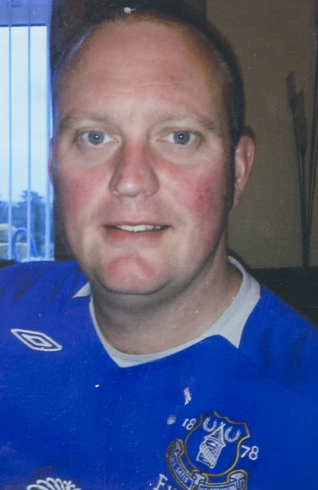 Graham (38) was a keen cyclist and motorbike enthusiast