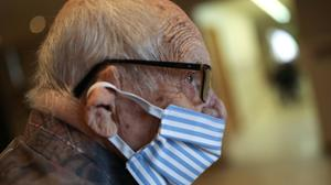 The coronavirus pandemic has had a devastating impact on the lives of older people worldwide. Photo: REUTERS