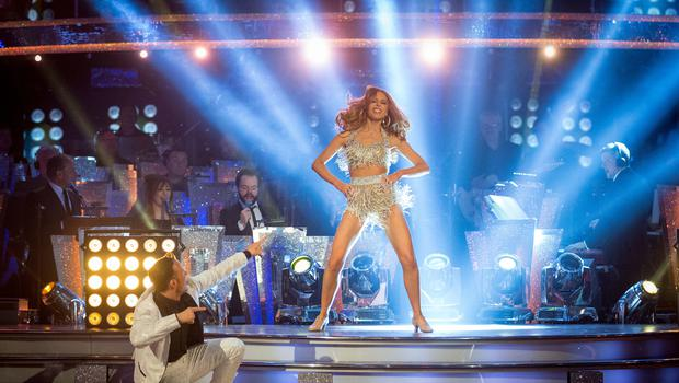 Stacey Dooley was the winner of Strictly Come Dancing (Guy Levy/PA)