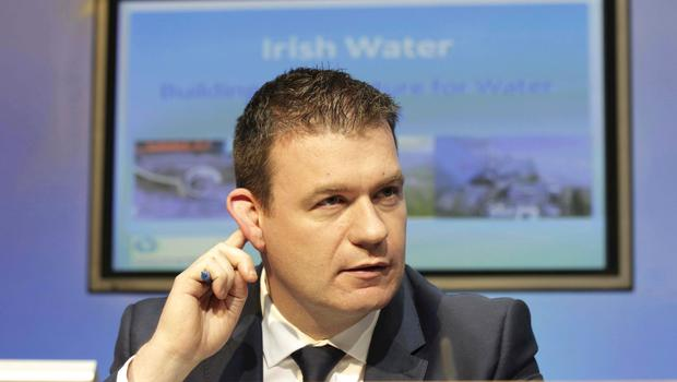 Minister for the Environment, Community & Local Governmen Alan Kelly TD pictured at Government Buildings Dublin yesterday Picture: Stephen Collins/Collins Photos