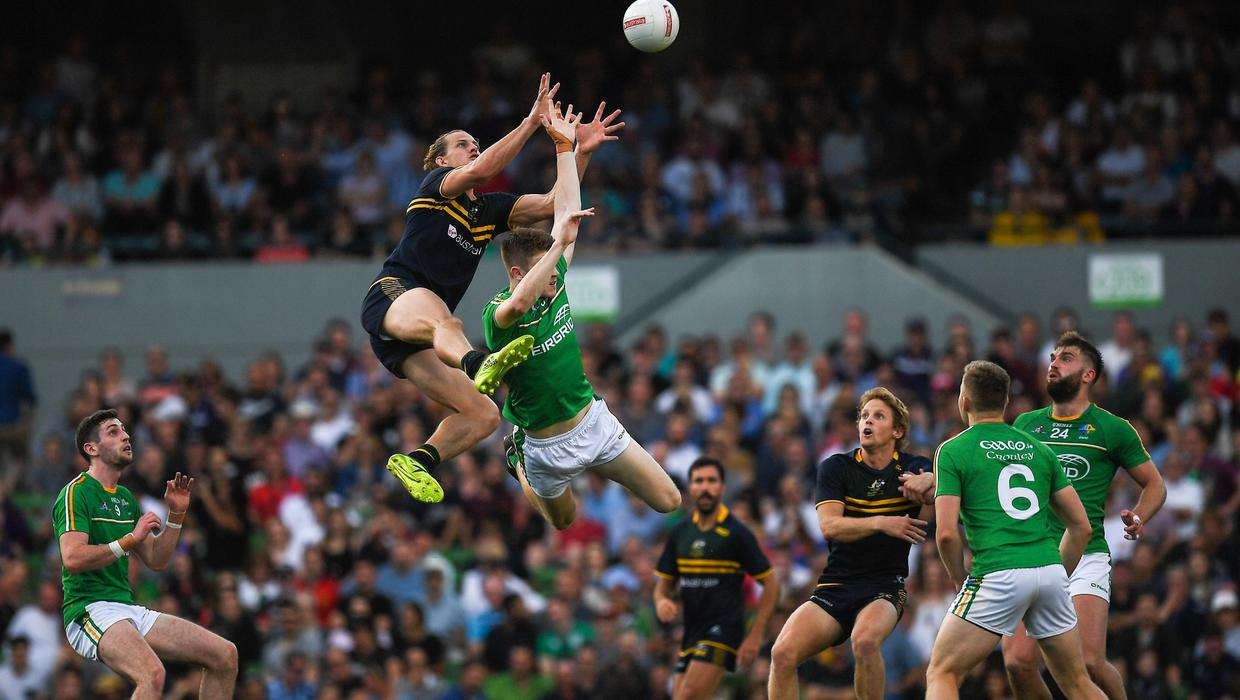 Future of International Rules series up in the air as 2020 games cancelled due to coronavirus crisis