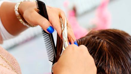 Going to get your hair done is seen as a relaxing and enjoyable experience. It's a treat Photo: Yeko Photo Studio