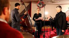 Zrazy Band at Windmill Lane Sessions, Dublin