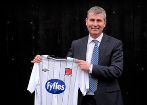 HOPE: Stephen Kenny. Picture credit: Paul Mohan / SPORTSFILE
