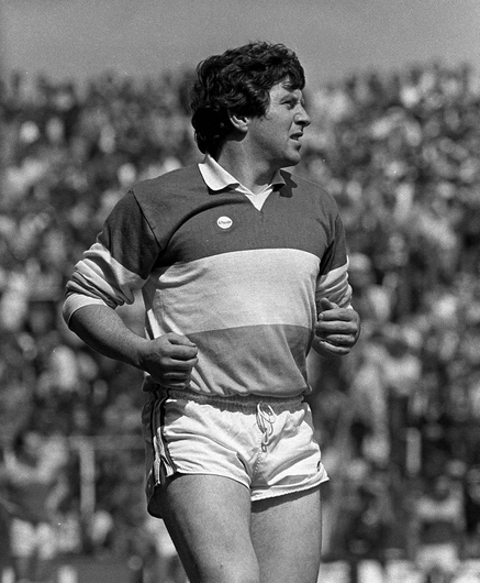 Seamus Darby came on to hit a famous goal for Offaly in 1982 against Kerry. Photo: Ray McManus / Sportsfile