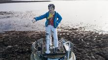 The Metal Man in Rosses Point is to receive €25,000