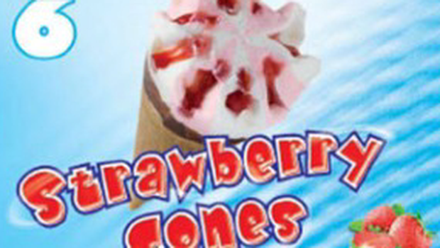 Belfield is recalling a batch of Ice King strawberry cones. Photo: FSAI