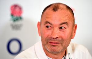 England head coach Eddie Jones. Picture: PA