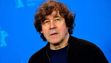 "Irish actor Stephen Rea poses during a photocall before a press conference to present the film ""Black 47"" in competition during the 68th Berlinale film festival on February 16, 2018 in Berlin. TOBIAS SCHWARZ/AFP/Getty Images)"
